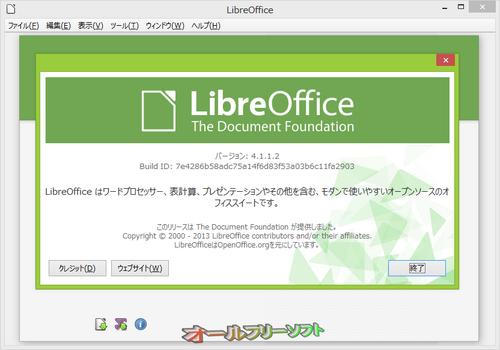 Writerで画像を90度ずつ回転できるようになったLibreOffice 4.1.1