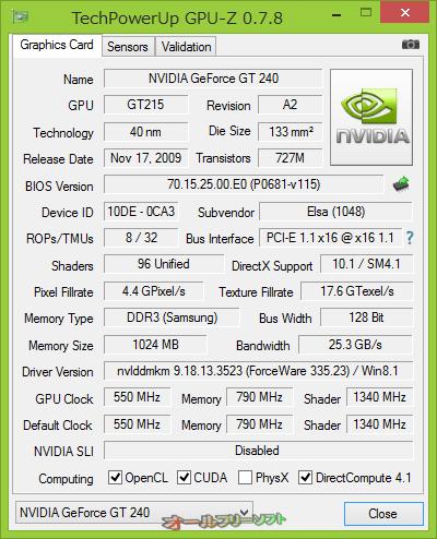 AMD Radeon R9 295X2 をサポートしたGPU-Z 0.7.8