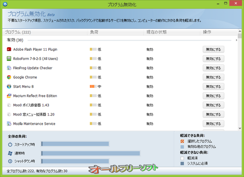 Advanced SystemCare Freeバージョン 7 の正式版が公開されました。